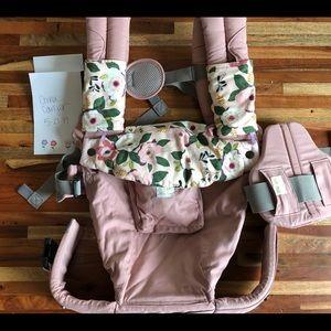 Lillebaby blushing pink organic (original) + pads